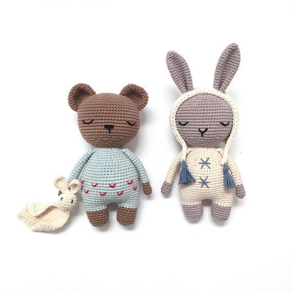 Tomas y Samuel | Amigurumi and Crochet