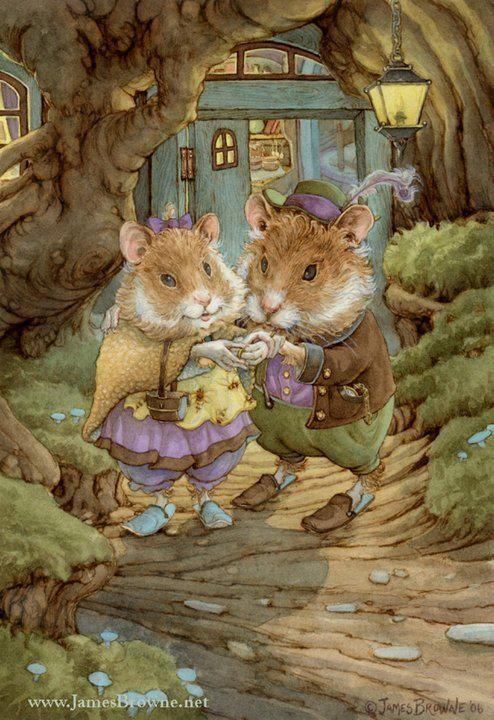 Magical creatures great art illustrations part 3 - Dessin feerique ...