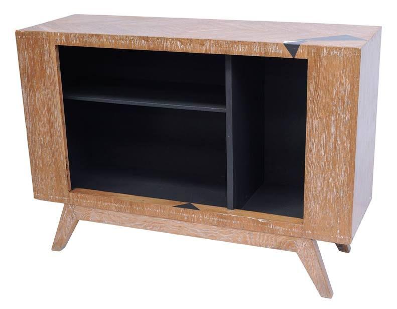 buffet minimaliste par atelier d 39 co solidaire r cup. Black Bedroom Furniture Sets. Home Design Ideas
