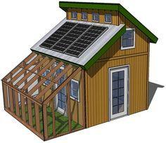 Tiny Eco House Plans