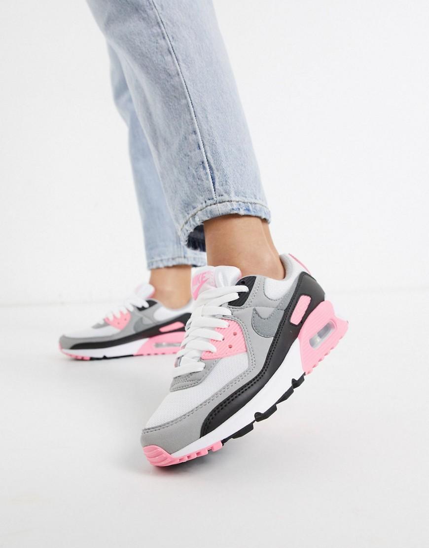 Style années 90 Nike air max 90 | GIRLSONMYFEET en 2020