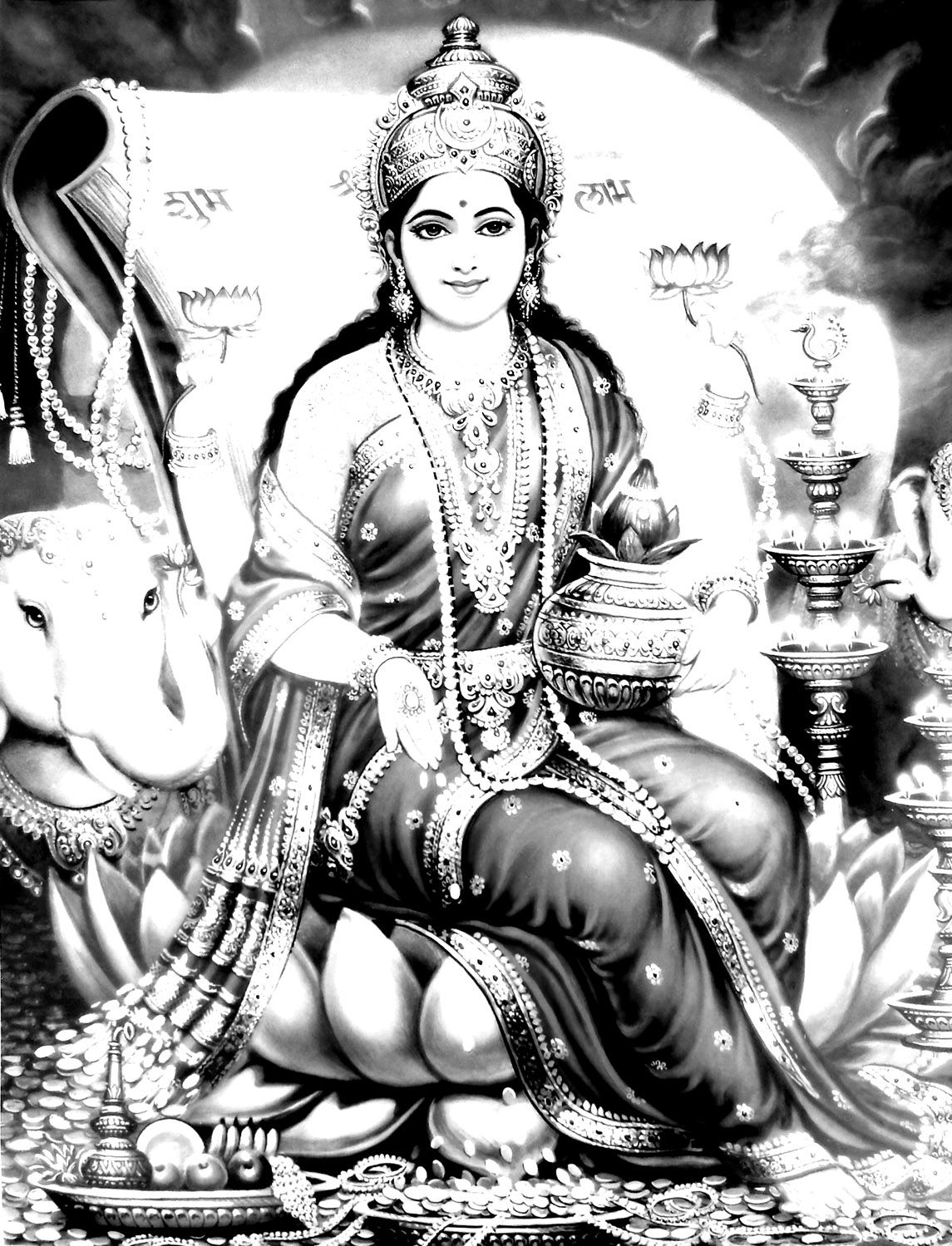 India namaha - Image with : God, Woman | From the gallery : India ...