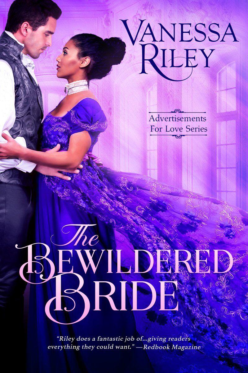 Vanessa Riley The Bewildered Bride / awordfromJoJo