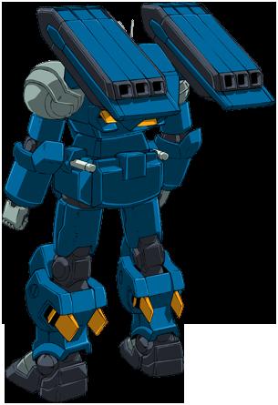 RX-77AQ Guncannon Aqua