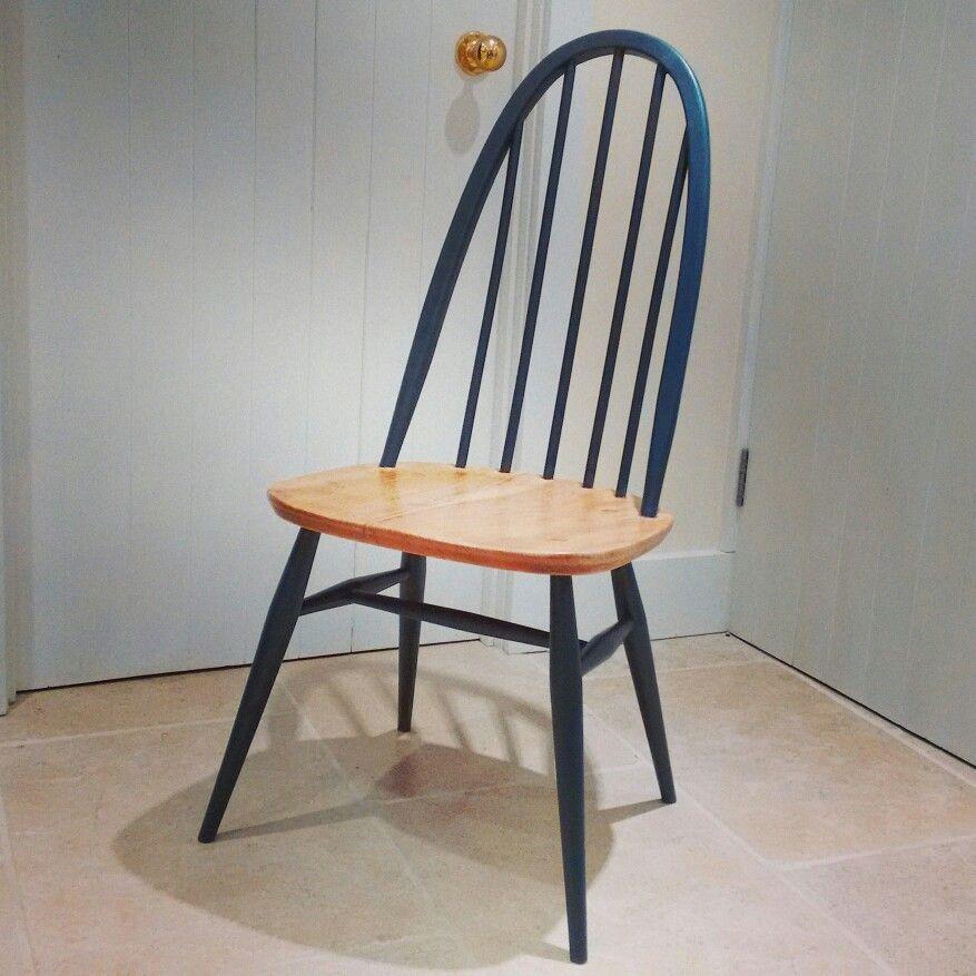 1960 Ercol Quaker Chair Ercol Dining Chairs Ercol Furniture