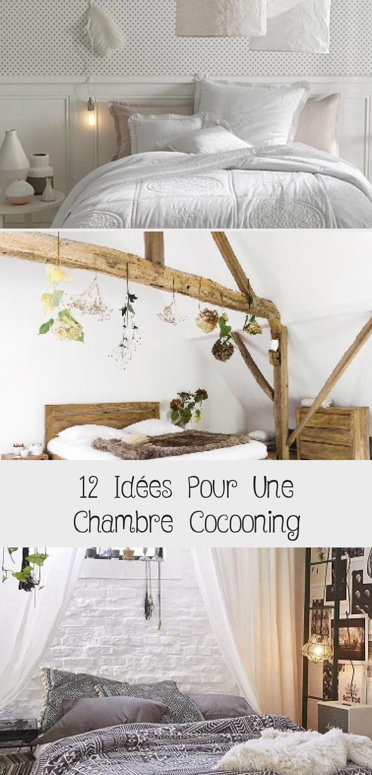 18 Idées Pour Une Chambre Cocooning in 18  Decor, Home decor, Home