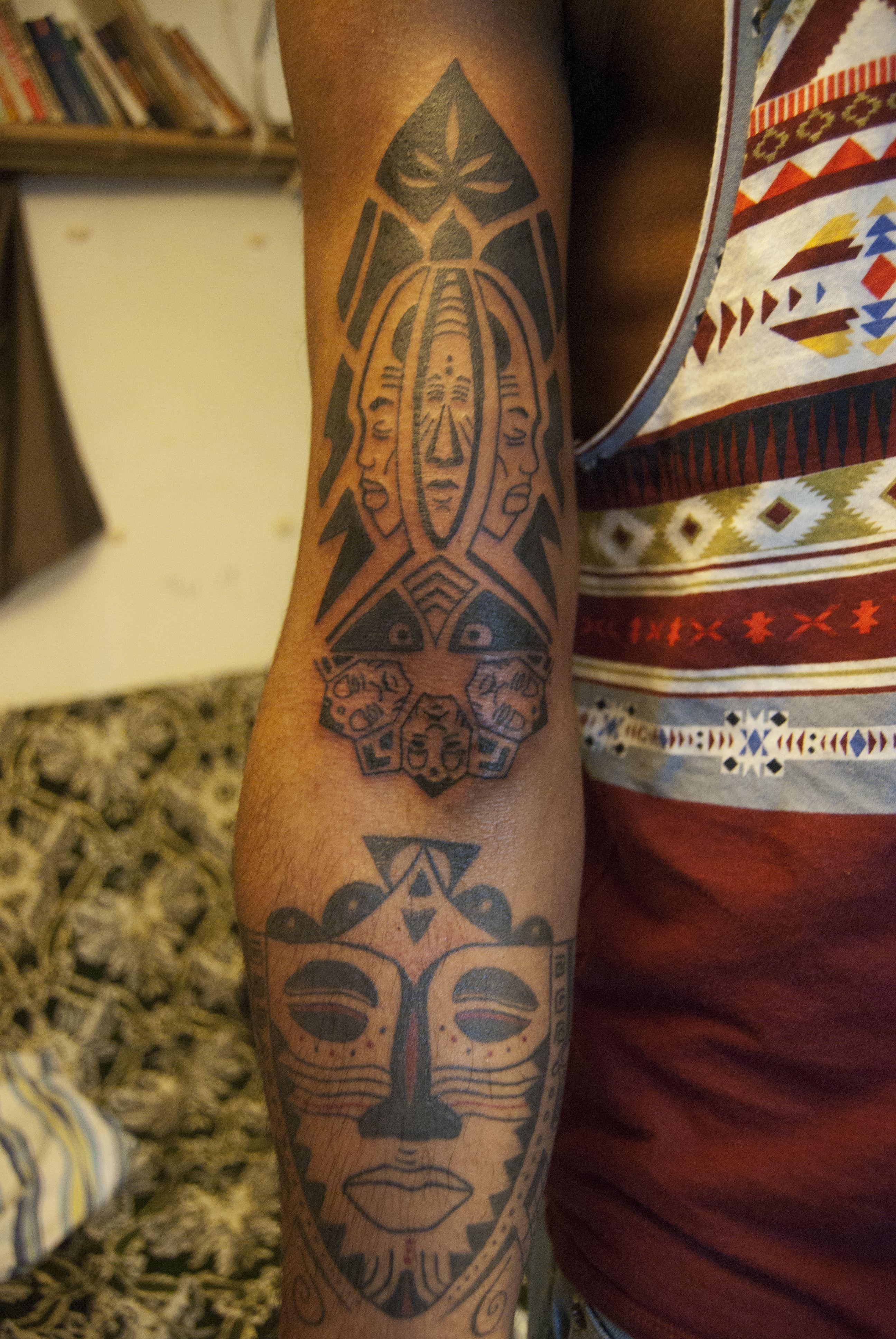 Tattoos Schädlich
