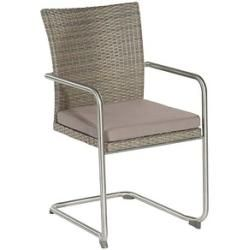 Photo of Poly rattan garden chairs