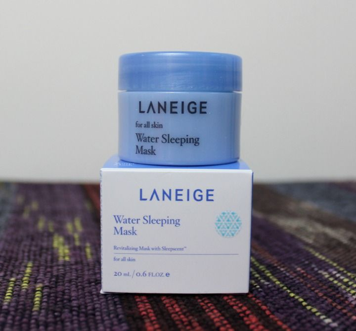 laneige water sleeping mask BIRCHBOX - Google Search