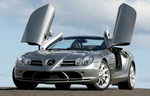 Superior Top 10 Most Expensive Cars In The World 9. Mercedes Benz SLR McLaren  Roadster Price: $495,000.