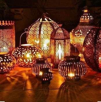 Lámparas árabes Los mejores diseños de tendencia FOTOS (6 34