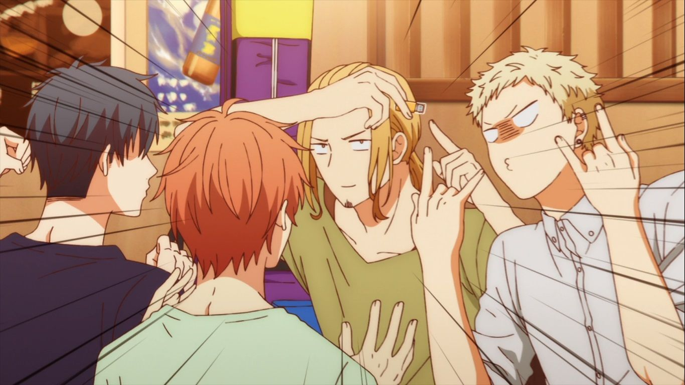 Pin By Nanase Haruka Uwu On Given Anime Anime Films Manga Anime
