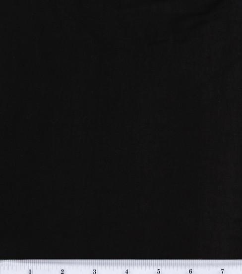 Swimwear Lining Fabric - Black