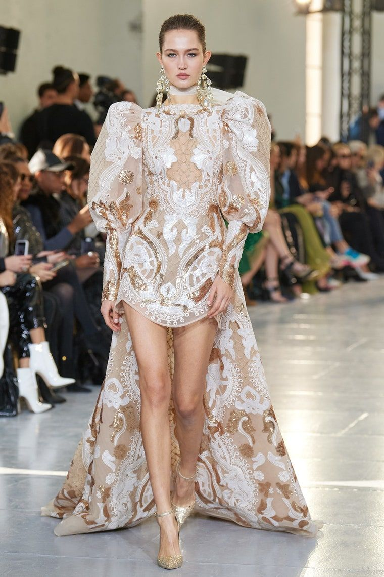 Elie Saab News Collections Fashion Shows Fashion Week Reviews And More Runway Fashion Couture Elie Saab Couture Couture Gowns