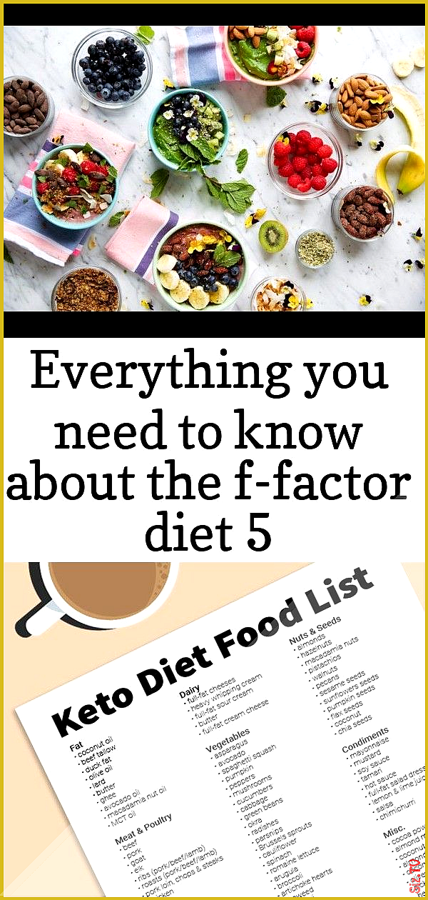 Everything you need to know about the f-factor diet 5 Everything you need to know about the f-factor...