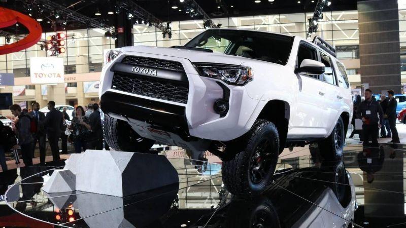 2019 Toyota 4Runner: Changes, TRD Pro, Design >> 2019 Toyota 4runner Trd Pro Msrp Release Date New Car