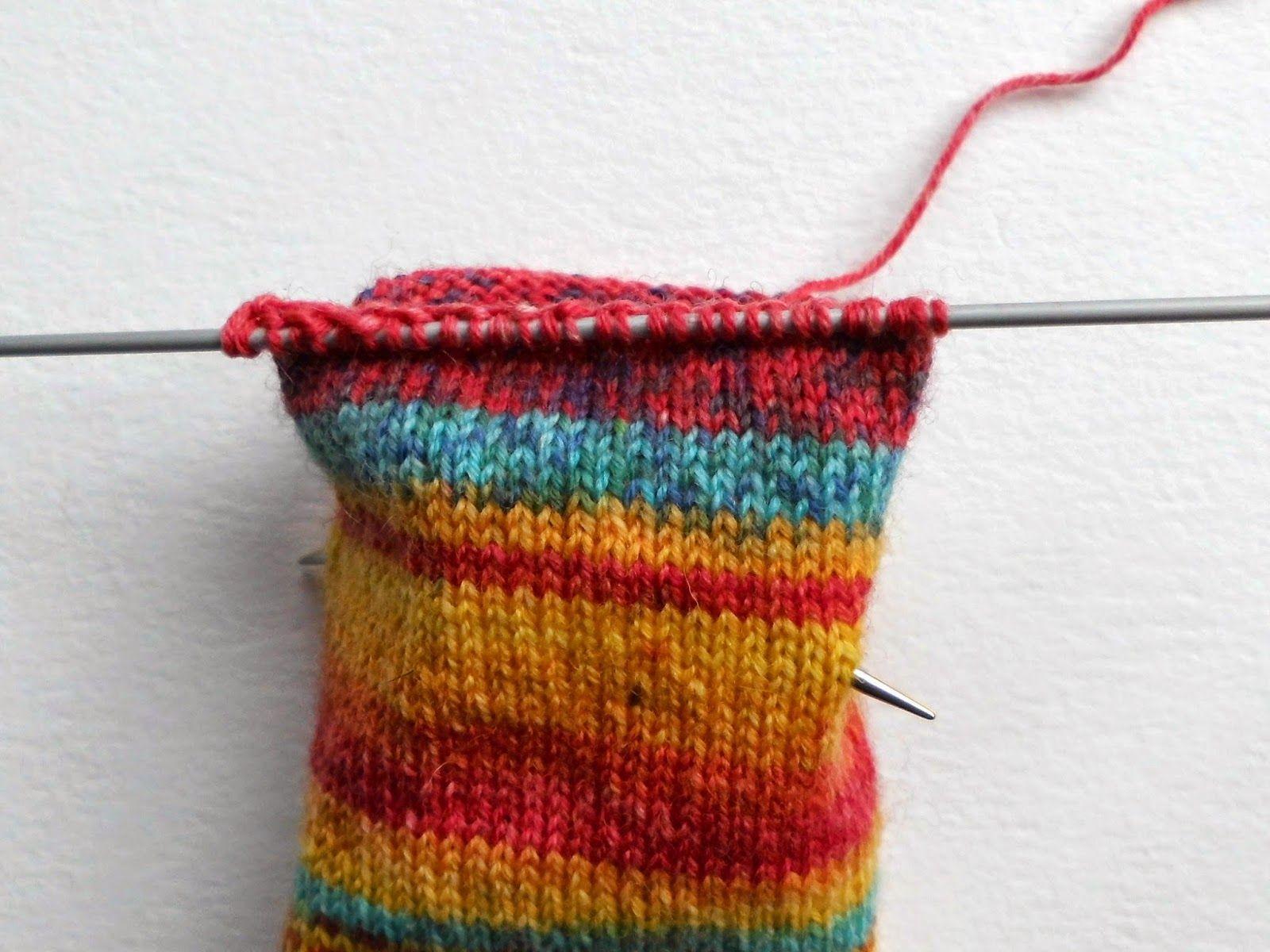 Sock knitting for beginners heel flap basic sock pinterest sock knitting bankloansurffo Gallery
