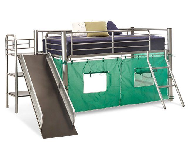Camp Bunk Bed Furniture Row Bunk Beds Bunk Beds With Stairs Kids Bunk Beds