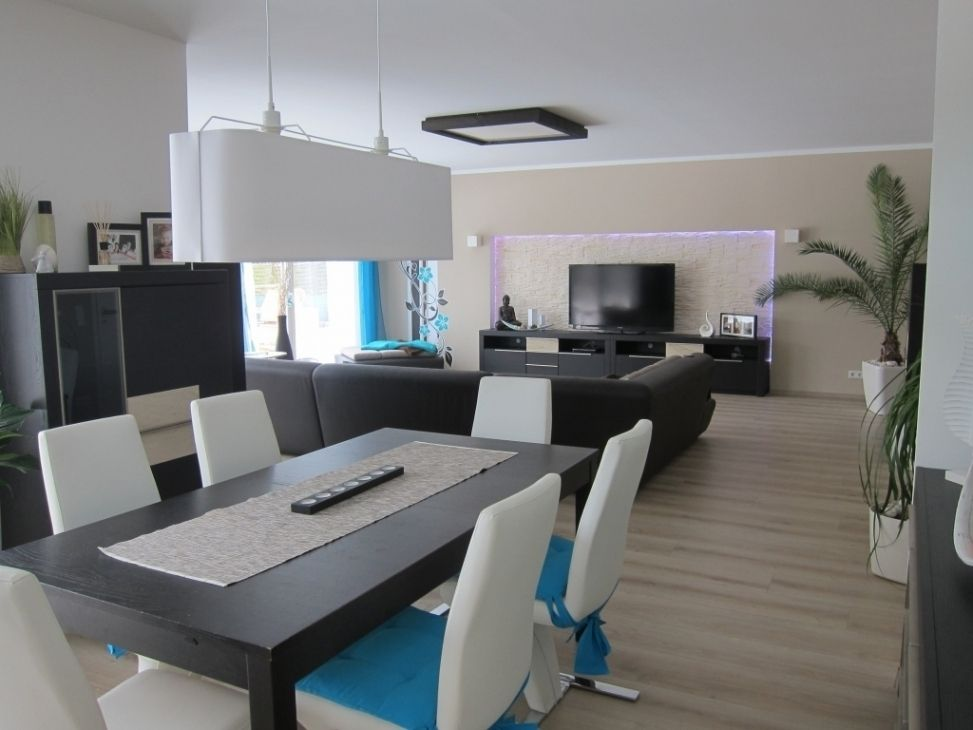 Offenes Wohnzimmer | Brillant Offenes Wohnzimmer Einrichten Wohnzimmermobel