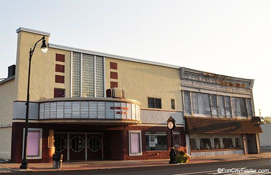 Greenfield indiana movie theater