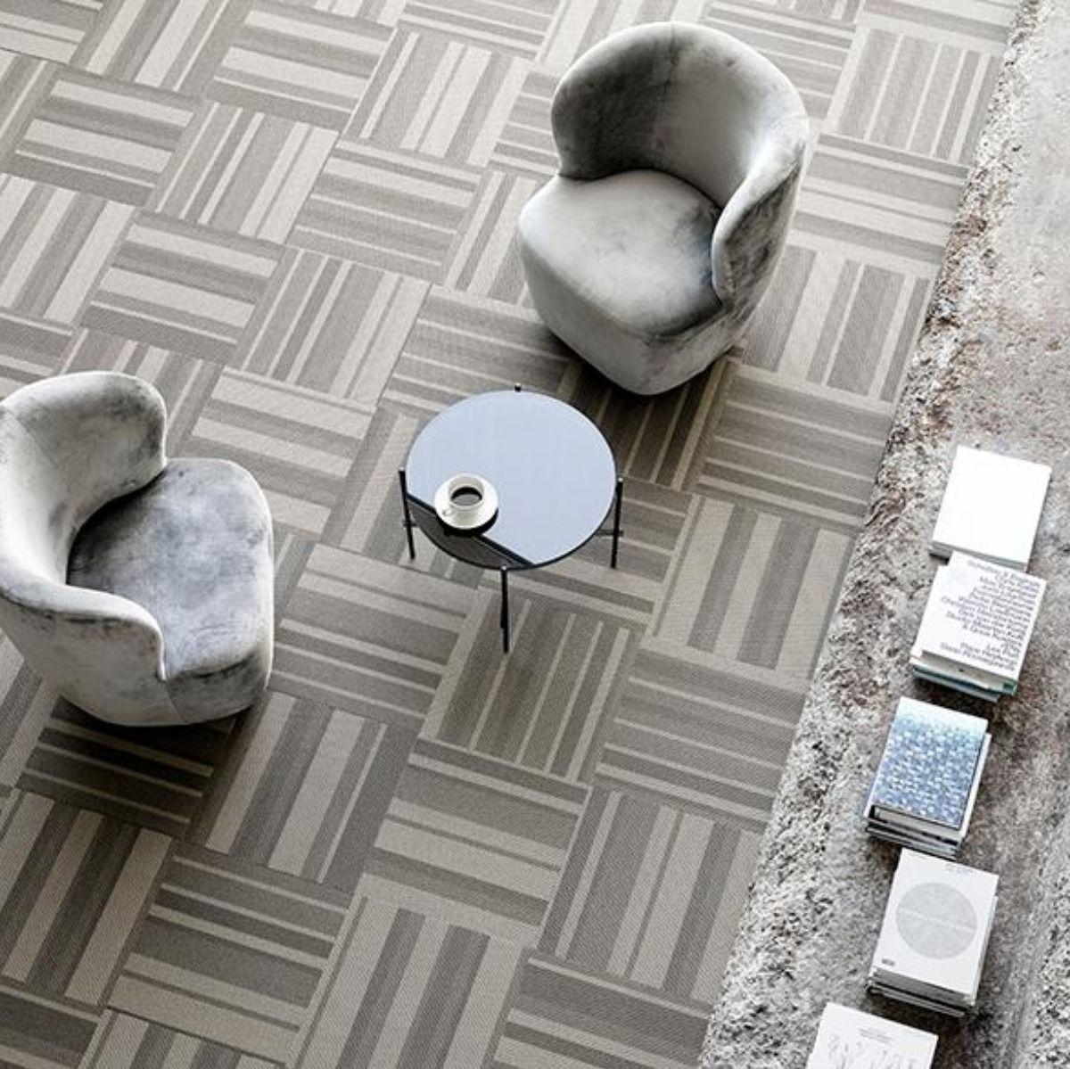 Ege Rawline Scala Minimal Ecotrust Carpet Tiles Tiles Carpet