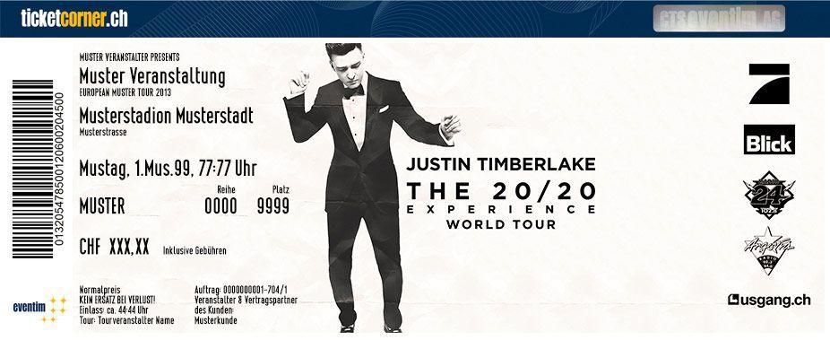 Justin Timberlake Mit Seiner 20 20 Experience World Tour Wartet Er Mit Einem Programm Auf Das Sich Gewaschen Hat Nich Justin Timberlake Neue Alben Eventim