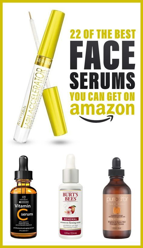 22 Of The Best Face Serums You Can Get On Amazon