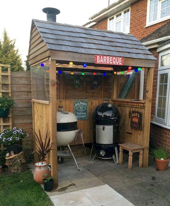 80 Incredible Backyard Storage Shed Makeover Design Ideas Garten Terrasse Hinterhof Grillen Im Freien