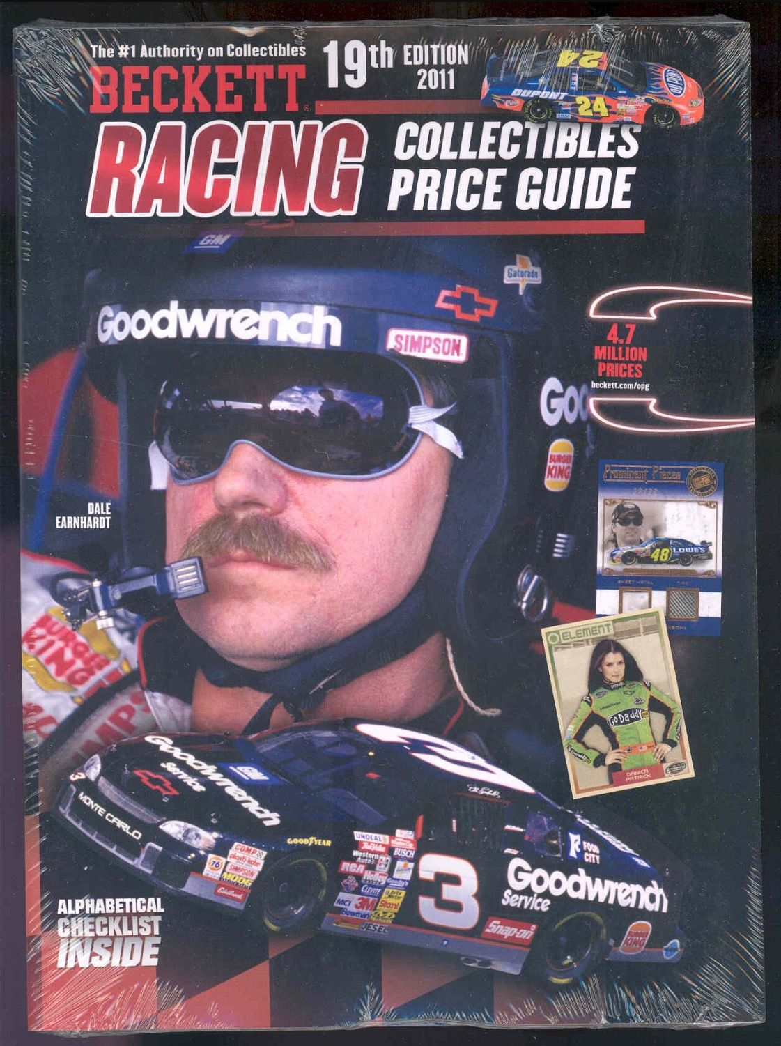 Beckett Racing Collectibles Price Guide, 19th edition, March 2011