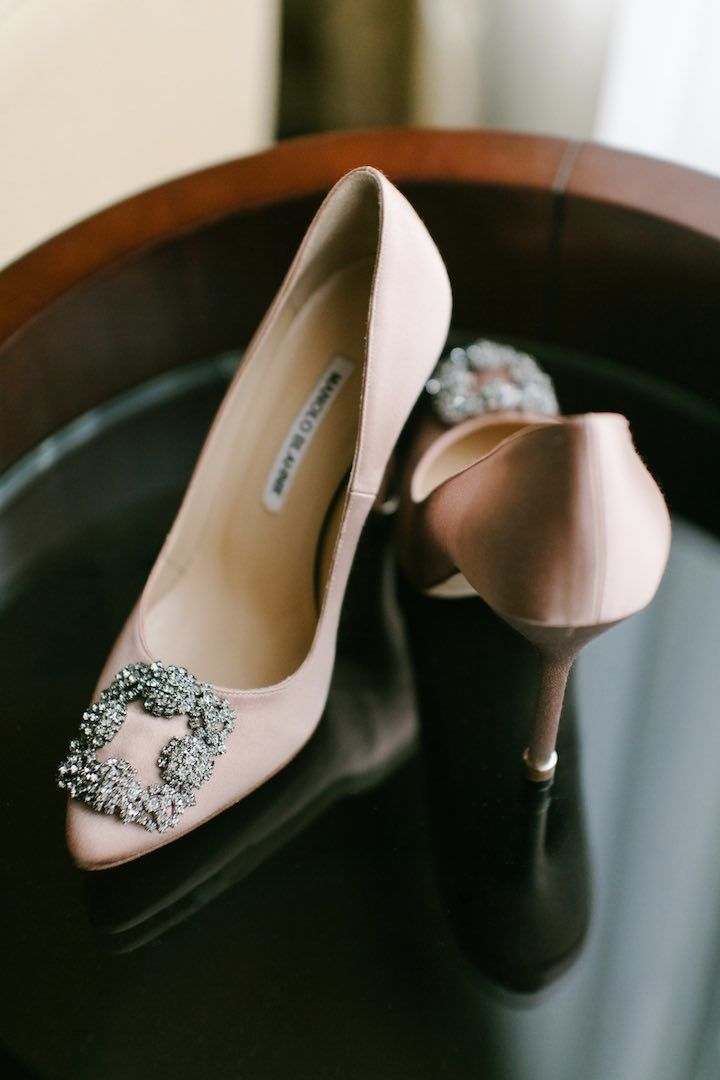 Pretty In Pink Toronto Wedding Modwedding Pink Wedding Shoes Wedding Shoes Bride Wedding Shoes