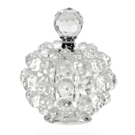 Z Gallerie - Faceted Perfume Bottle - obsessed!