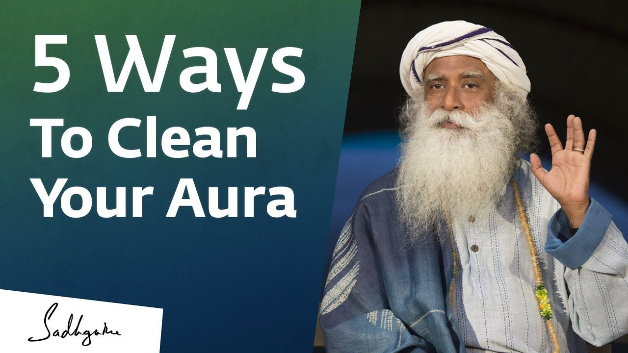 5 Ways To Clean Your Aura!!