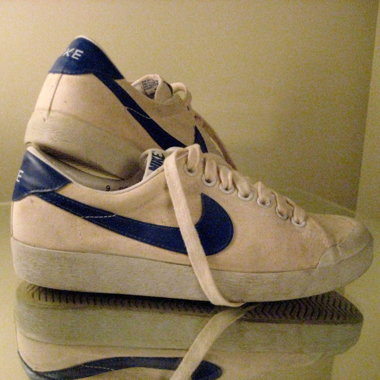 vintage Nike tennis shoes - mine had light blue swirls