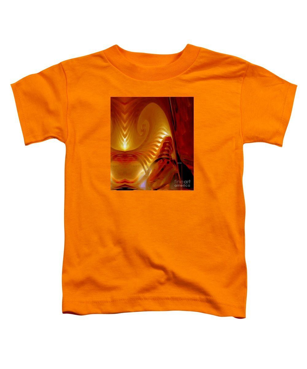 Toddler T-Shirt - Abstract 9718