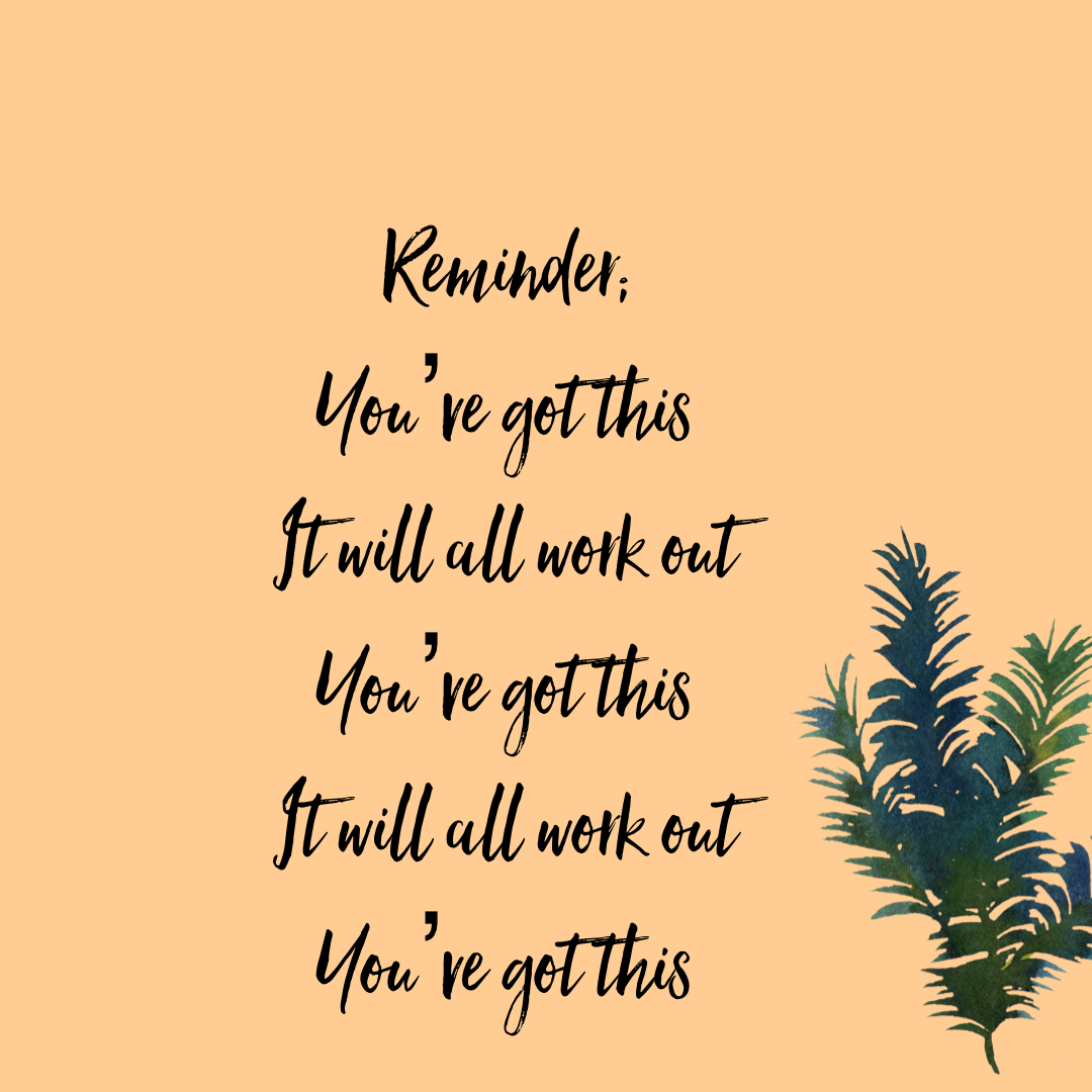 You Ve Got This Quote You Got This Quotes Words Of Encouragement Message Quotes