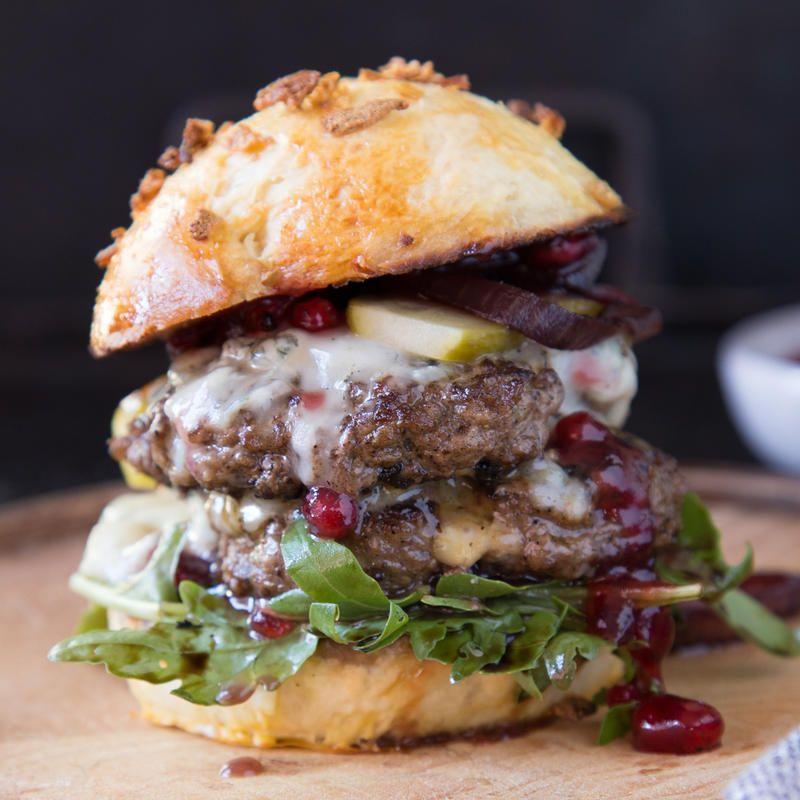 Voll Aufgegangen So Backst Du Die Besten Burger Buns Rezept Rezepte Lecker Burger Burger Patties Selber Machen