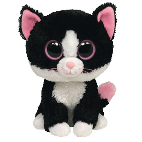 Ty Beanie Boo. I have this one in keychain version. Her name is pepper and  she s on my backpack 5223933bd962