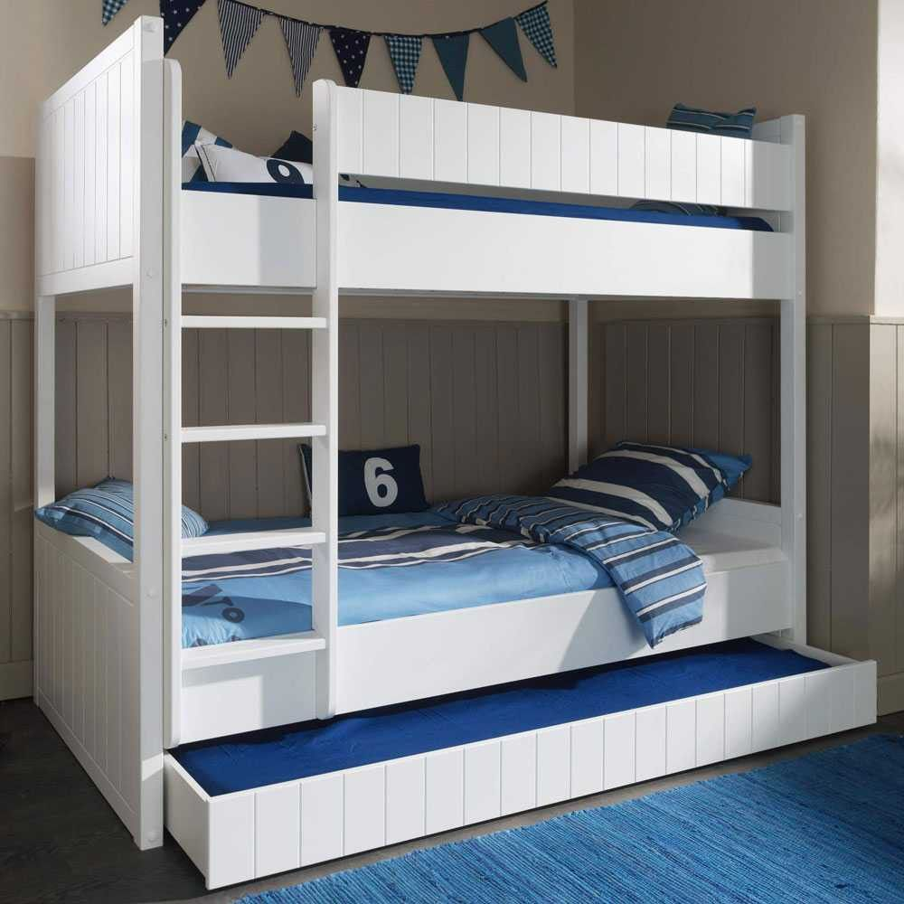 kinder etagenbett bondo in wei kinderzimmer pinterest kinder etagenbetten etagenbett und. Black Bedroom Furniture Sets. Home Design Ideas