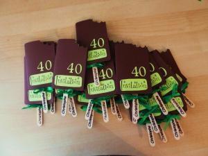invitations glaces menthe chocolat merci anniversaire. Black Bedroom Furniture Sets. Home Design Ideas