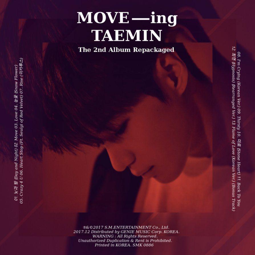 Taemin - Move-ing (Move Repackaged) (Updated) by kattwitt