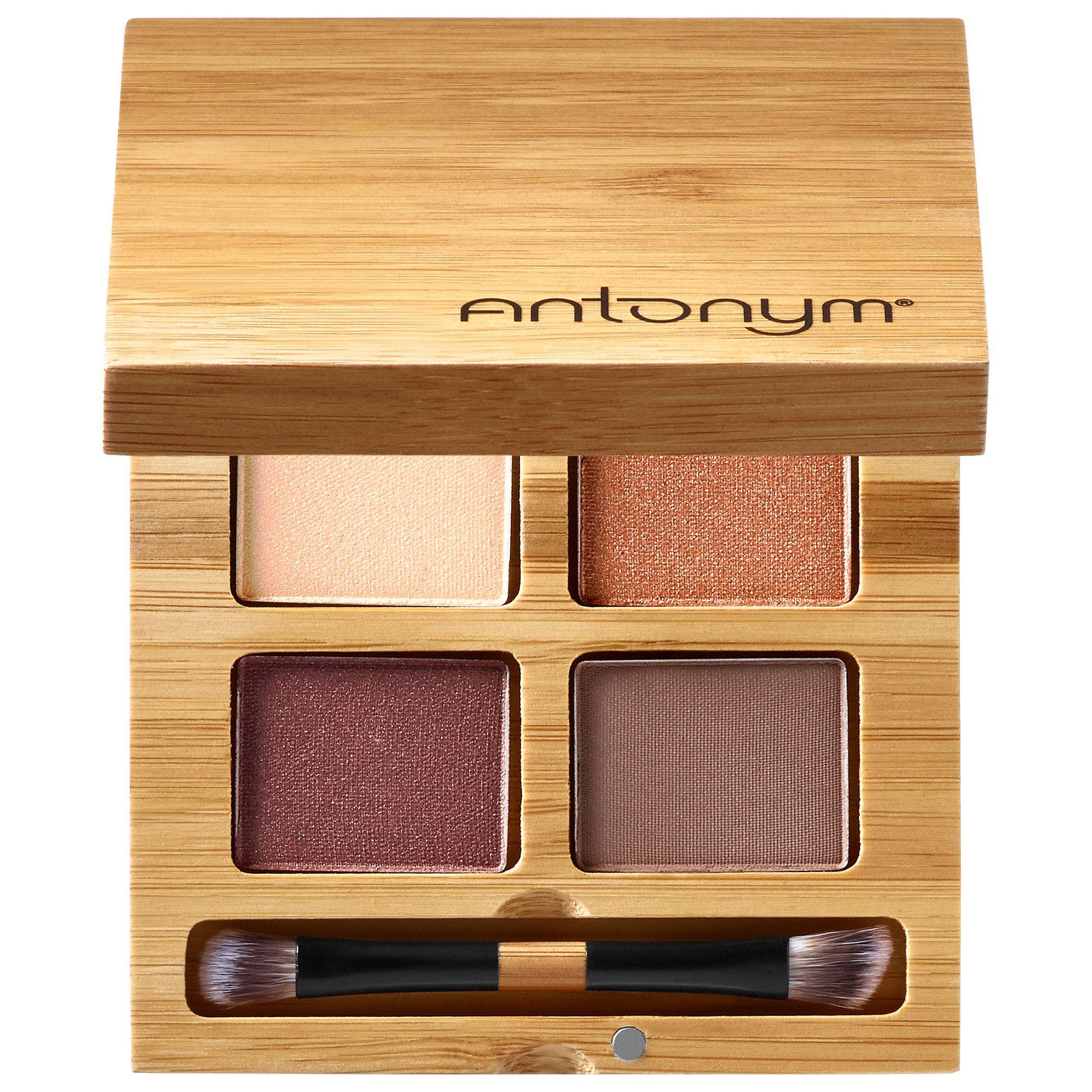 Shop Antonym's Certified Organic Eyeshadow Quattro at
