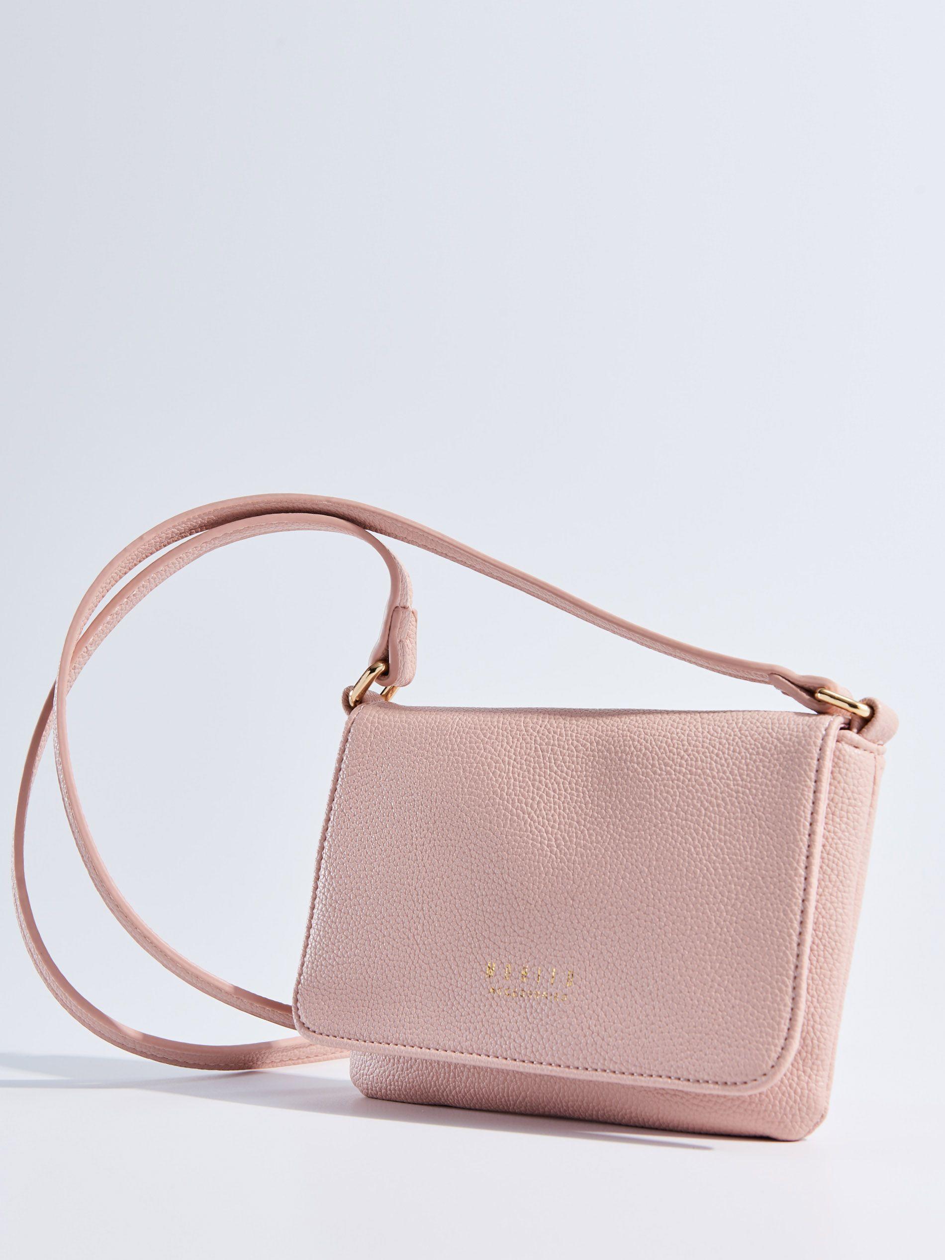 5e95611ca Malá kabelka s remienkom, TAŠKY, PEŇAŽENKY, ružová, MOHITO   kabelky
