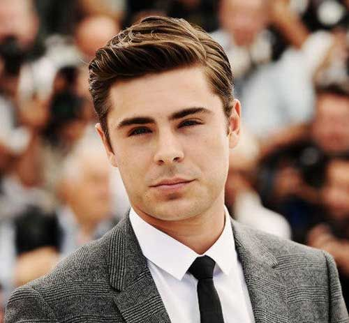 Hairstyles For Men According To Face Shape Delectable Classy Hairstyles For Round Face Shapes Men Httpwww99Wtfmen