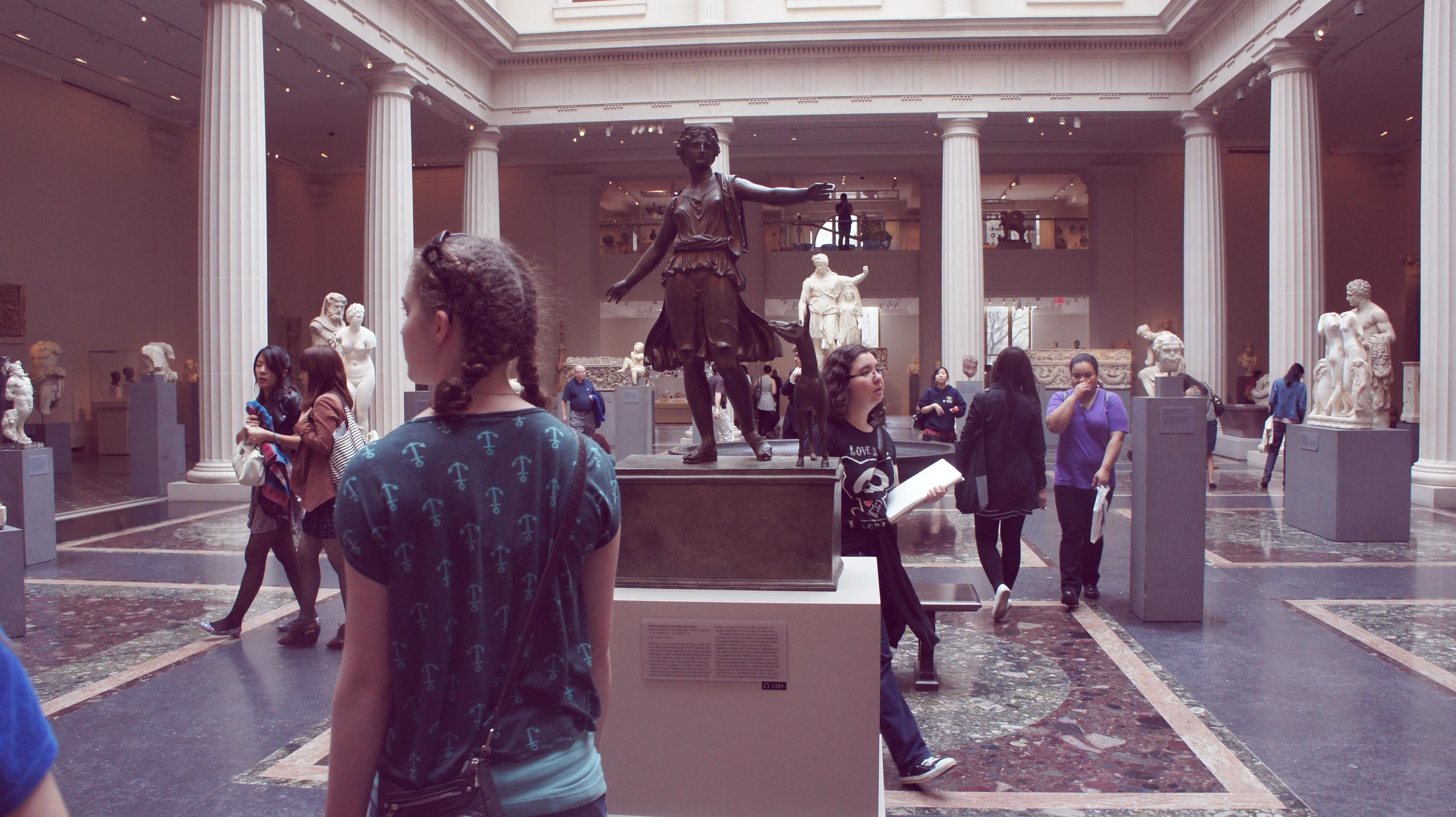 at the met (mva photography)