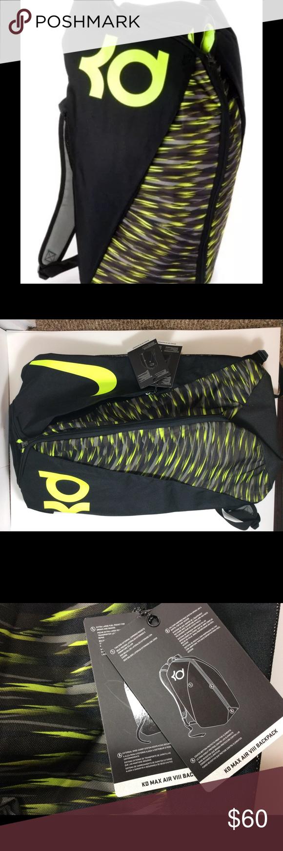 e0063c160171 🏀NEW Nike KD VIII Max Air Basketball Backpack🏀 NIKE KD VIII MAX AIR KEVIN