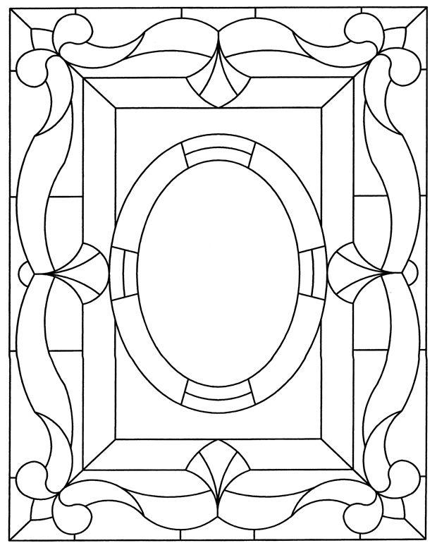Dover Publications Sample: Doorways, Windows Transoms