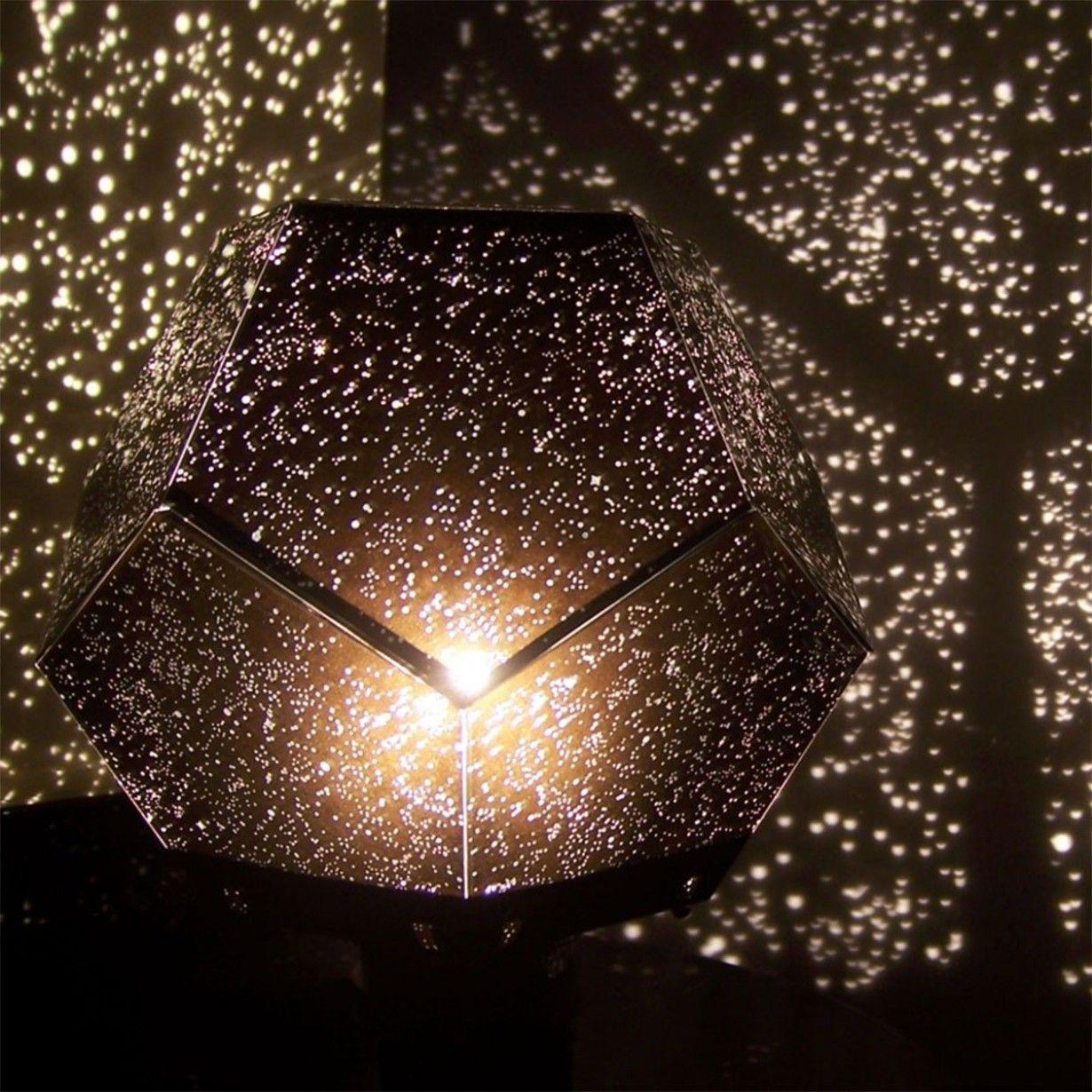 Diy Sternenhimmel der diy sternenhimmel projektor für ein freundliches miniatur
