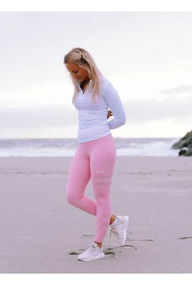 4cc76789abb85 Dusty Pink Tribe Tights High waist $52.25 Shipping to US.   Gorgeous ...