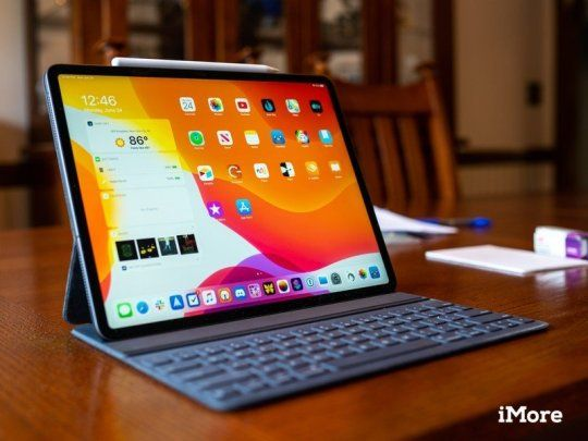 The trackpad on the new Magic Keyboard is exactly what the iPad Pro needed