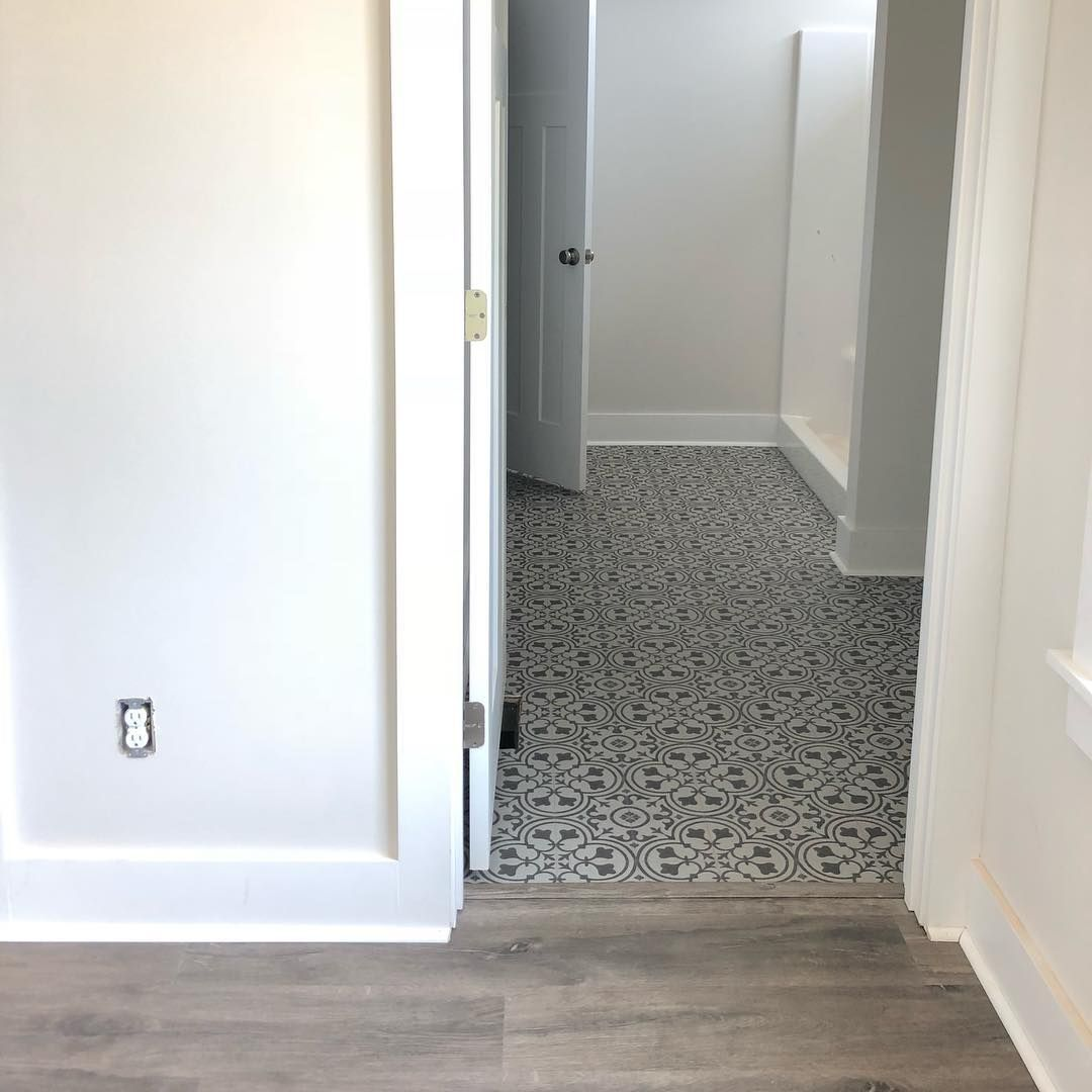 This Lvs Deco Flooring Shown In